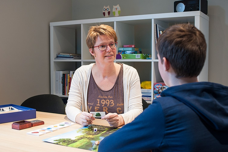 Diana van Kimmenade is ASS gespecialiseerde kindercoach